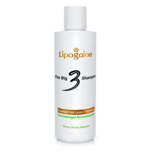Lipogaine big 3 shampoo tegen met ketoconazol