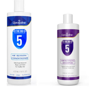 Lipogaine big 5 combinatie pakket